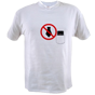 Make a fashion statement with your own NO TIE T-shirt!